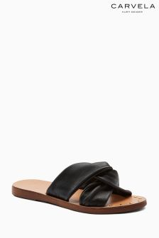 Carvela Kreek Twisted Leather Mule