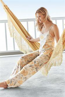 Printed Cami Pyjamas
