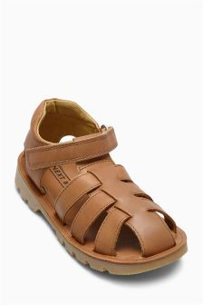 Leather Sandals (Younger Boys)