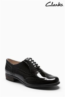 Clarks Leather Hamble Oak Brogue