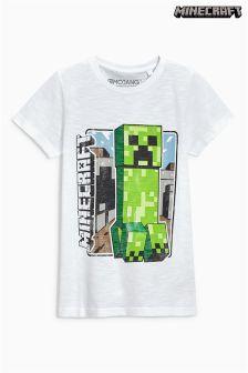 Minecraft Creeper T-Shirt (4-14yrs)
