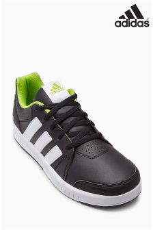 adidas Black/White LK Trainer