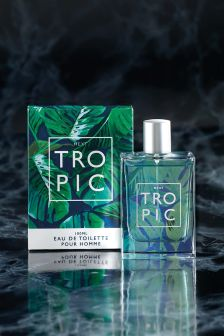 Tropic Eau De Toilette 100ml