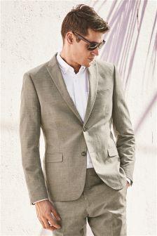Linen Suit