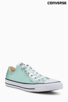 Converse Metallic Jade Chuck Taylor All Star