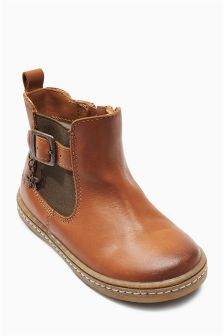 Chelsea Charm Boots (Younger Girls)