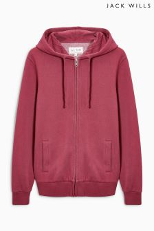 Jack Wills Pinebrook Zip Through Hoody