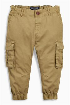 Volume Cargo Trousers (3mths-6yrs)