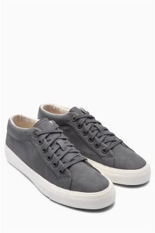 Lace-Up Trainer