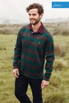 Joules Onside Long Sleeve Rugby Polo