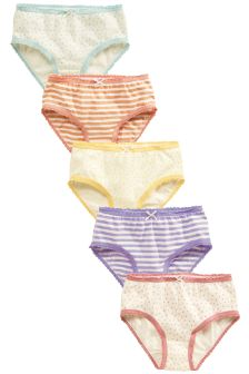 Spot Briefs Five Pack (1.5-16yrs)