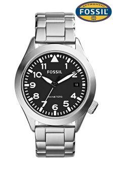 Silver Fossil™ Aeroflite Watch