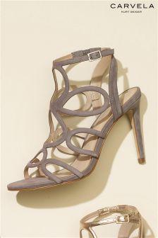Carvela Gabby Circular Strap Sandal