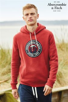 Abercrombie & Fitch Logo Overhead Hoody