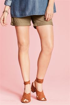 Maternity Chino Shorts
