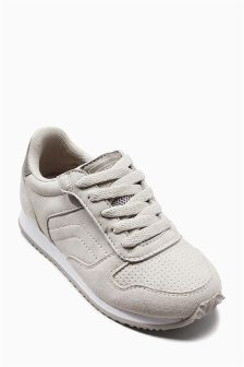 Fashion Retro Trainers (Older Boys)