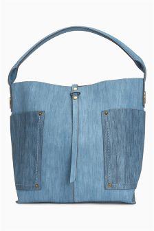 Pocket Hobo Bag