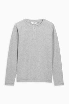 Soft Touch Grandad T-Shirt
