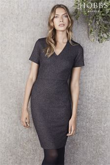Hobbs Navy Lizzie Dress