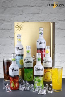 6 Bottle Mixed Cocktail Gift Set