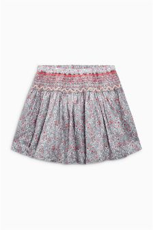 Ditsy Print Skirt (3mths-6yrs)