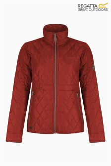 Regatta Red Quilted Jacket