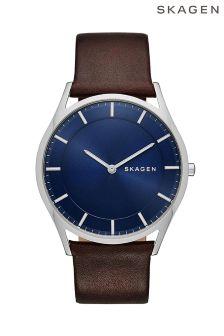 Brown Skagen® Holst Watch