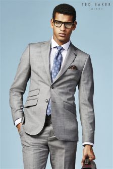 Ted Baker Grey CanalJ Suit Jacket