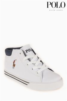 Ralph Lauren Harrison Mid Trainer