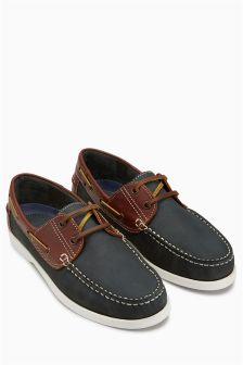 Boat Shoes | Deck Shoes for Men | Next Official Site