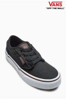 Vans Black/White Atwood