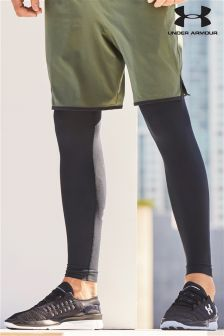 Under Armour Black HeatGear® Armour Legging