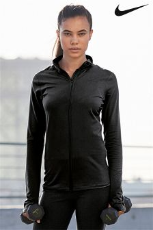 Nike Black Training Jacket