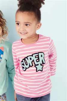 Super Stripe T-Shirt (3mths-6yrs)