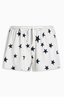 Cosy Pyjama Shorts