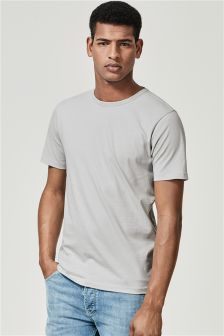 Slim Crew Neck T-Shirt