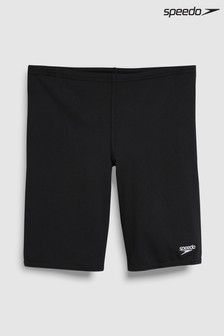 Speedo® Black Jammer Swim Short