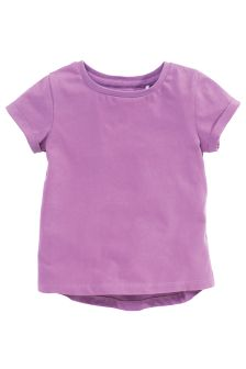 Core Short Sleeve T-Shirt (3mths-6yrs)