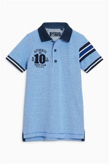 Badge Poloshirt (3-16yrs)