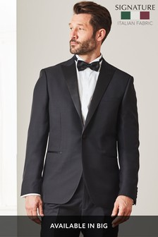 Buy Men's suits Suits Black Tailored from the Next UK online shop