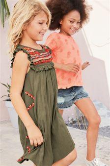 Embellished Dress (3-16yrs)