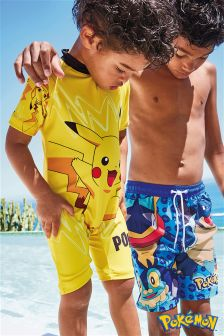 Pokémon™ Sunsafe Suit (3mths-6yrs)