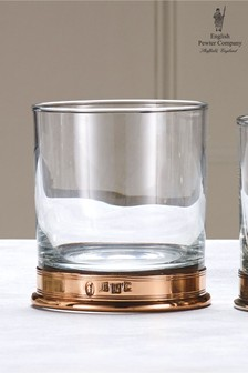 Pewter Company Copper Whisky Tumbler