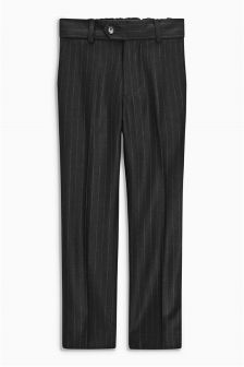 Pinstripe Suit: Trousers (12mths-16yrs)