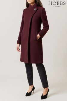 Hobbs Red Soraya Coat