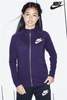 Nike Purple Modern Hoody