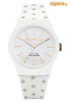 Superdry Urban Micro White Watch
