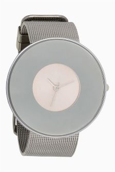 Mesh Mink Centre Watch