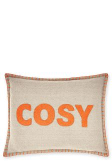 Cosy Word Cushion