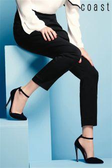 Coast Black Nicolette Skinny Fit Trouser